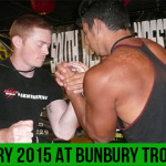 South West Armwrestling Championships