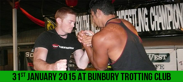 2015 South West Armwrestling Championships