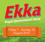 Ekka Armwrestling Supermatches