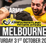2015 Melbourne Armwrestling Cup