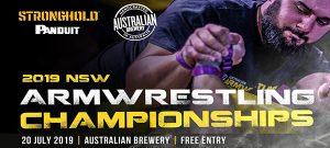 NSW Armwrestling Championships 2019