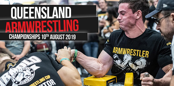 2019 Queensland Armwrestling Championships