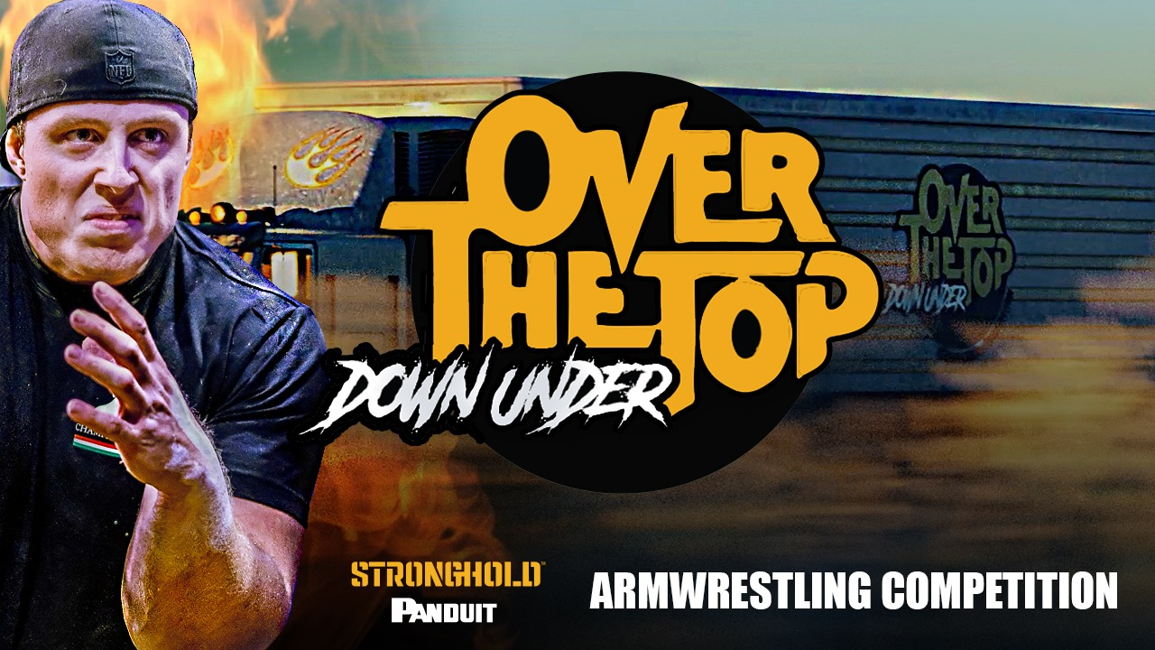 Over the Top Down Under Armwrestling